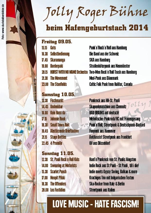 hafengeburtstag 2014 jolly-roger-bühne