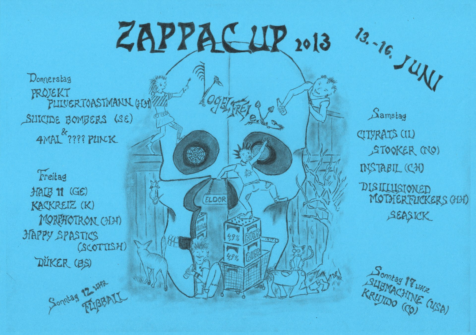 zappacup 2013