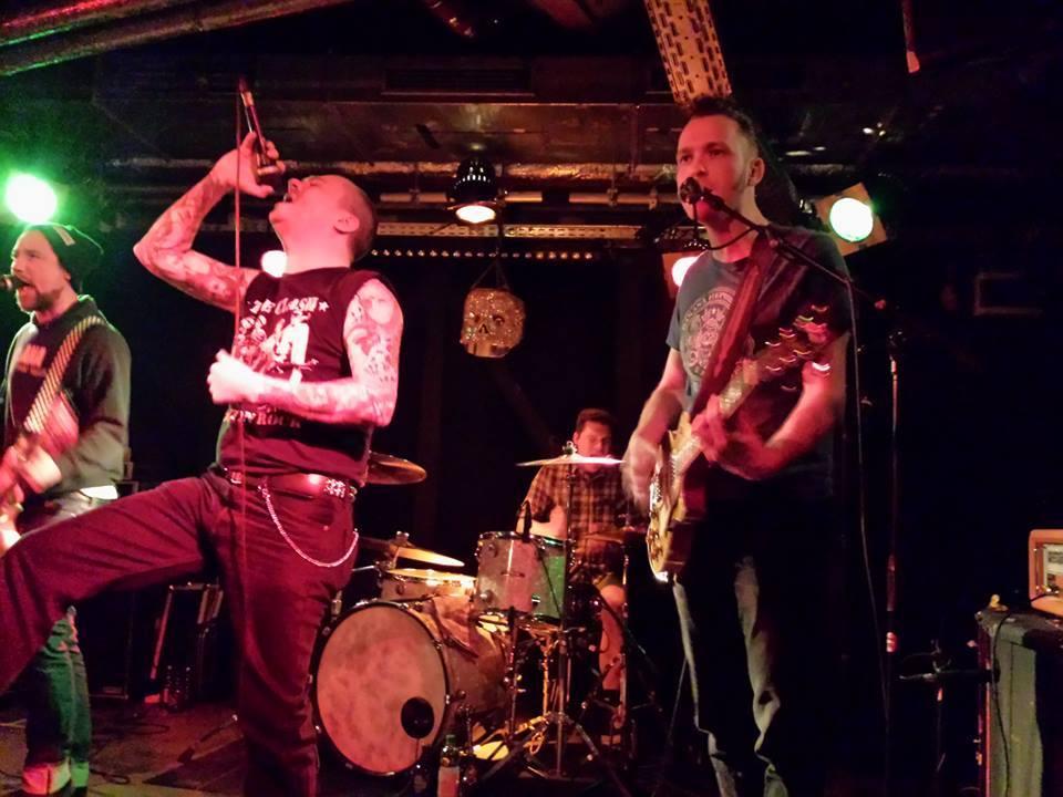 peacocks, the + bolanow brawl @hafenklang, hamburg, 09.04.2015 bolanow brawl 1