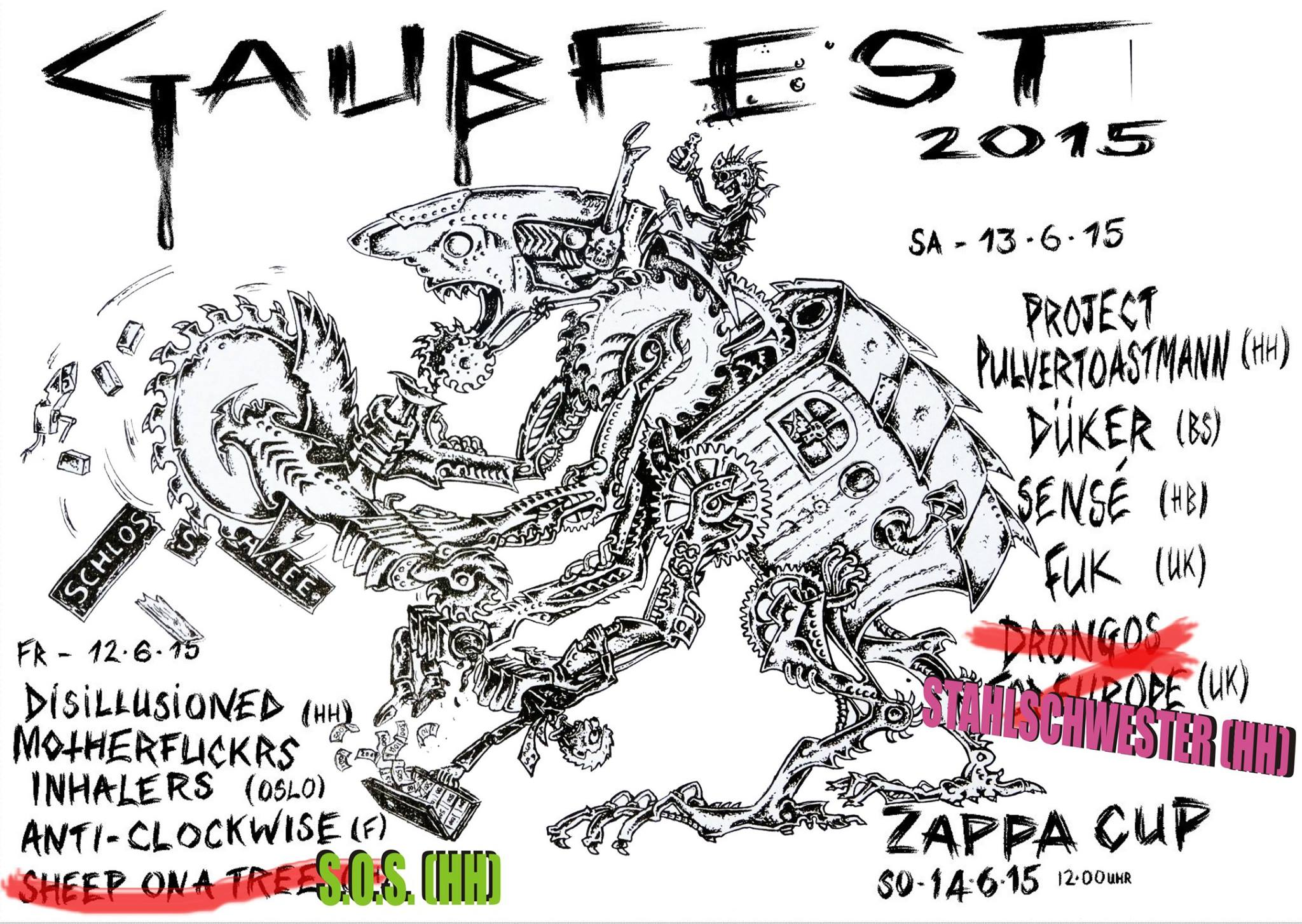 gaußfest 2015