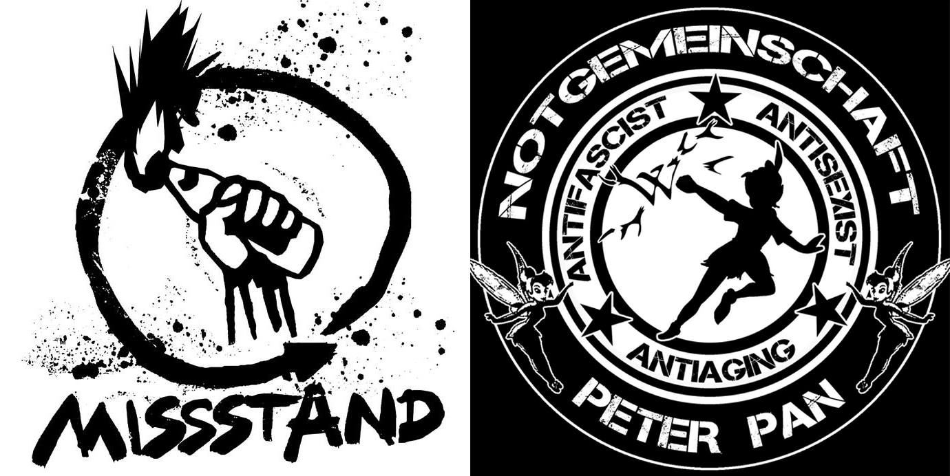 notgemeinschaft peter pan + missstand