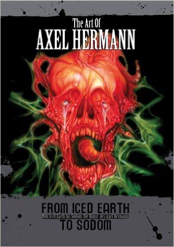 hermann, axel - von iced earth bis sodom - die kunst des