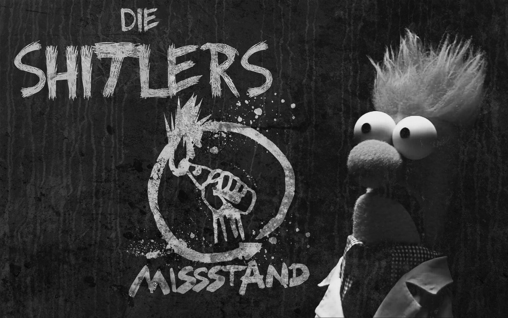 shitlers, die + missstand @menschenzoo, hamburg, 20151231