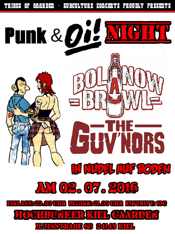 guv'nors,-the-+-bolanow-brawl-+-i.n.a.b.-@hochbunker,-kiel,-20160702