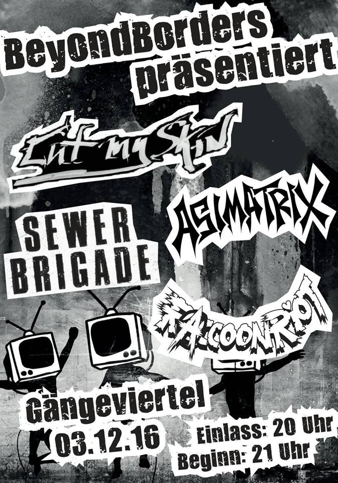 asimatrix-cut-my-skin-sewer-brigade-raccoon-riot-gaengeviertel-hamburg-20161203